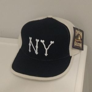 Vintage New York Yankees Fitted Hat American Needl